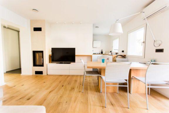 Celovita obnova trosobnega stanovanja